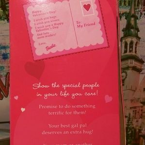 Valentine's day barbie